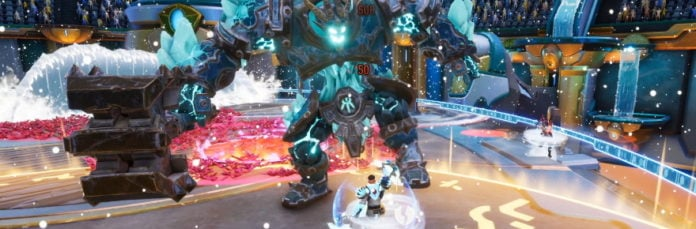 Ascendants Rising is a co-op action RPG that pits players against randomized bosses in arena combat
