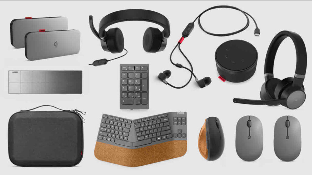 Lenovo expands its Go wireless accessories lineup