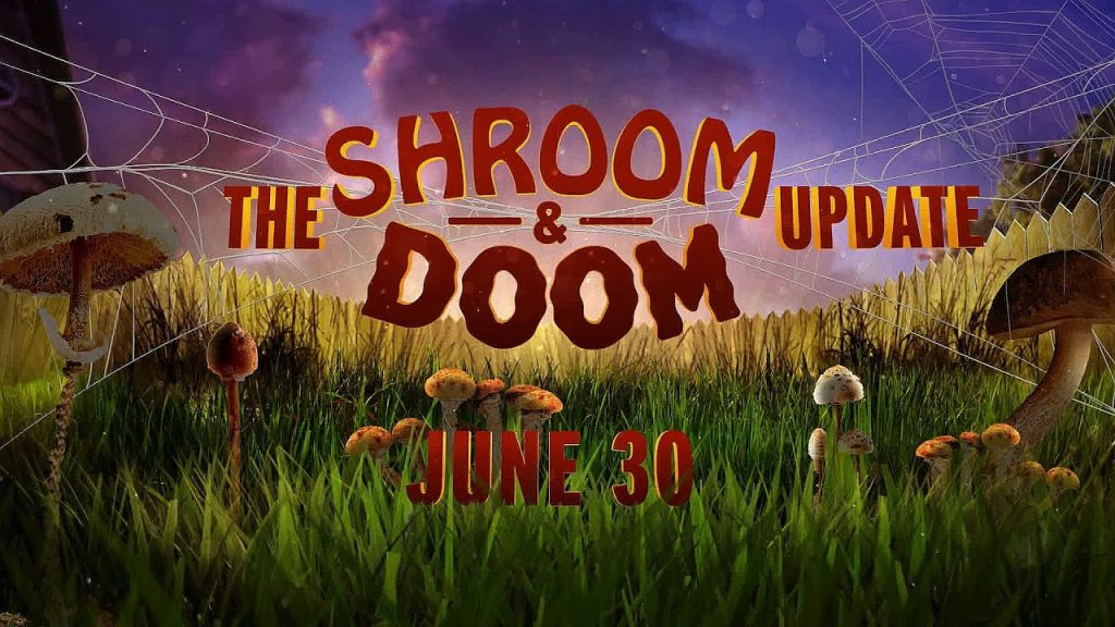 Grounded's Upcoming Major Update The Shroom and Doom Update –