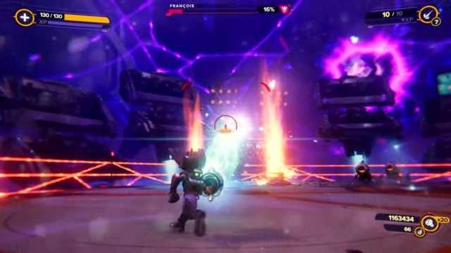 Ratchet & Clank: Rift Apart Infinite Ammo