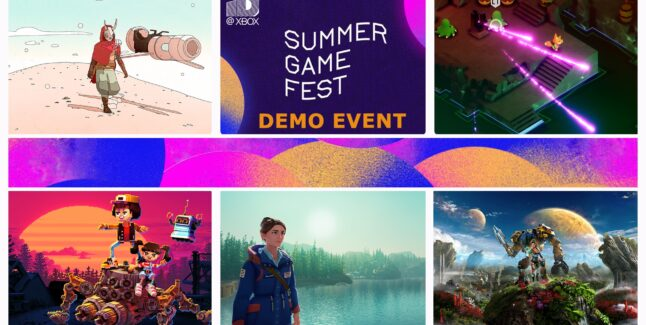 Xbox Summer Game Fest 2021 Demo Event Starts Today