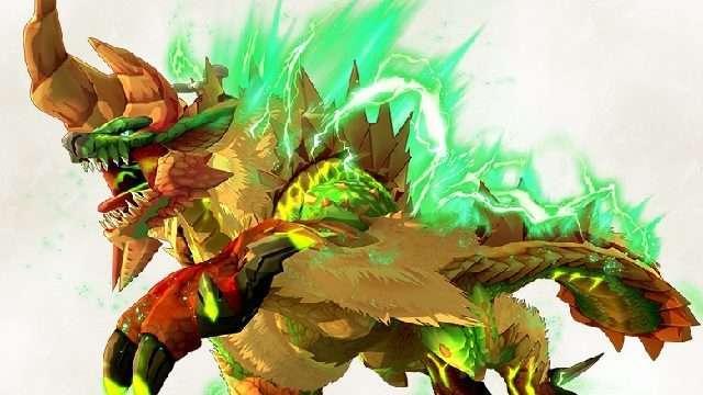 Monster Hunter Stories 2 All Monsters