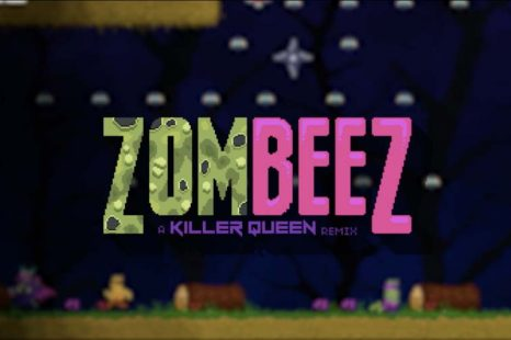 ZOMBEEZ: A Killer Queen Remix Full Release Coming September 1