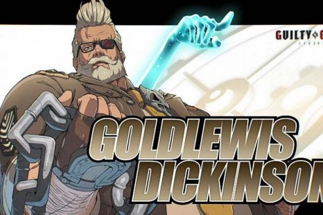 Goldlewis Dickinson Coming to Guilty Gear -Strive-
