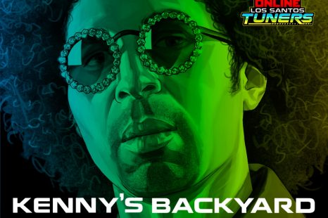 GTA Online's Kenny's Backyard Boogie Now on Apple Music
