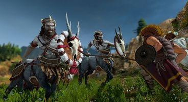 A Total War Saga: TROY Mythos DLC releasing in September, alongside Steam and 'Historical Mode'