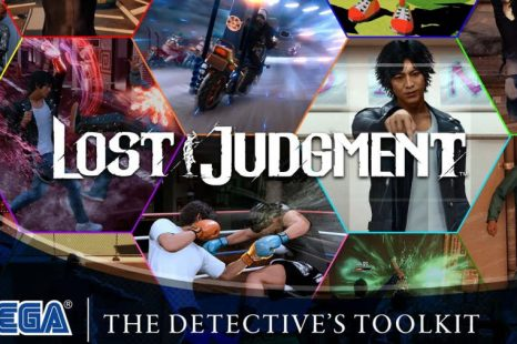 Lost Judgment's Detective Toolkit Detailed in New Trailer