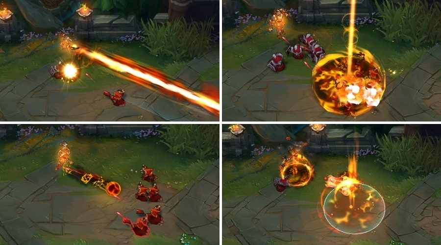 Scorched Xerath