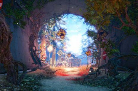 Blue Reflection: Second Light Arriving November 9