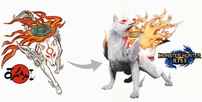 How To Unlock Okami's Amaterasu Layered Palamute Armor