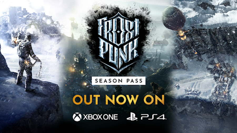 All Three Frostpunk Expansions Now Available on Consoles