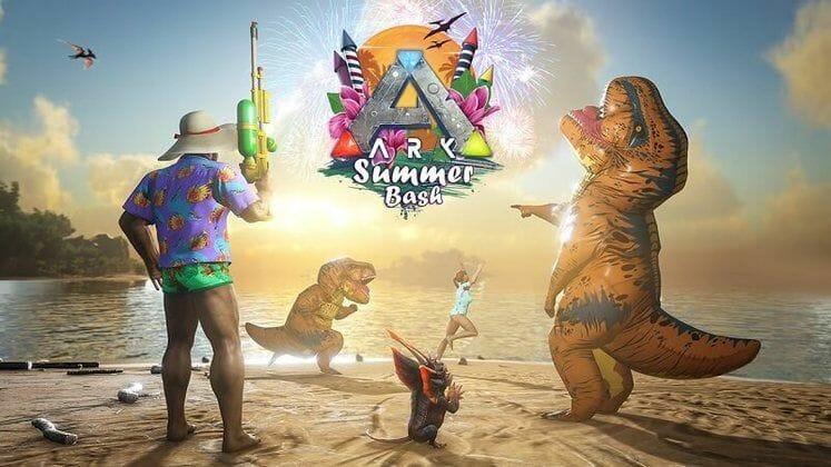 Ark: Survival Evolved Summer Bash 2021 Event – Start and