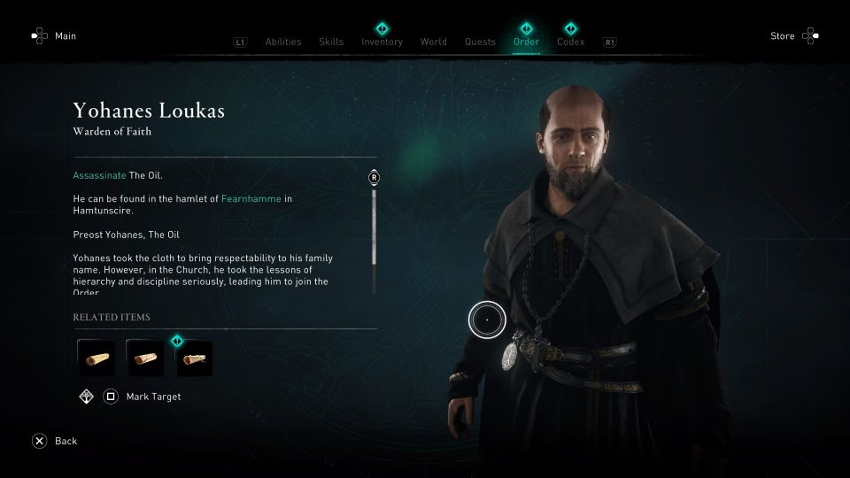 Assassin's Creed Valhalla: How To Find The Oil (Location)