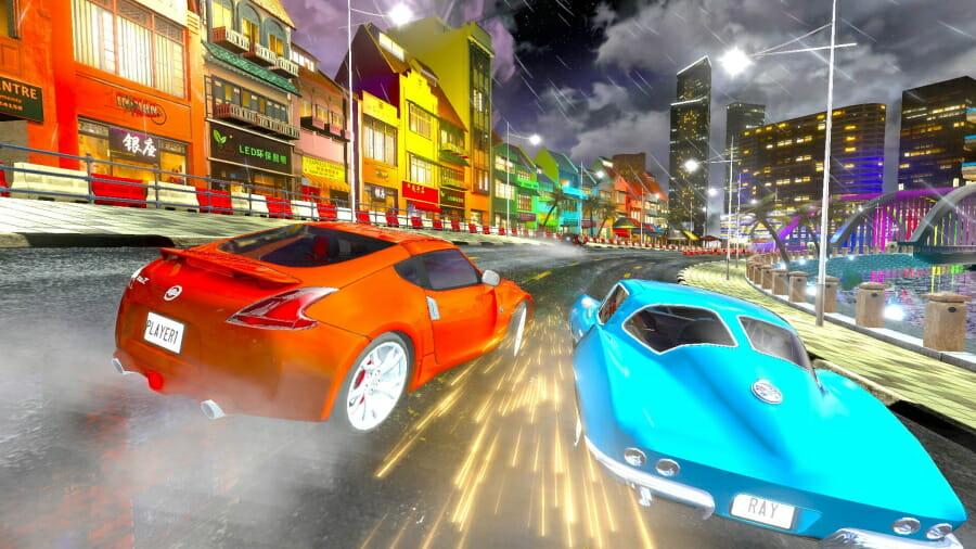 Cruis'n Blast Gameplay Trailer Released