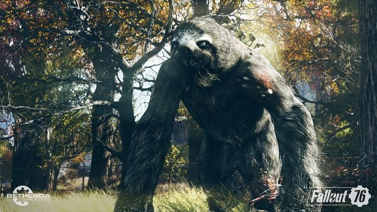 Fallout 76 Megasloth – Where to find Megasloth Mutant?