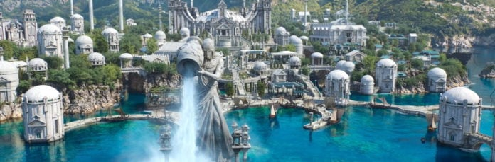 Final Fantasy XIV contends with full servers and wait lists for its digital version