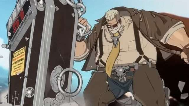 DLC Characters Guilty Gear Strive