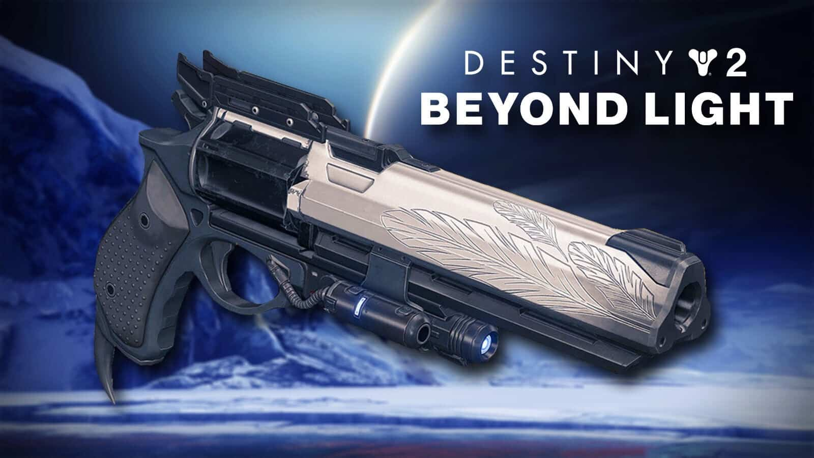 How to Get Destiny 2 Hawkmoon in 2021