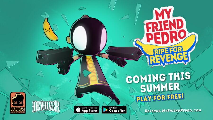My Friend Pedro: Ripe for Revenge Coming August 5