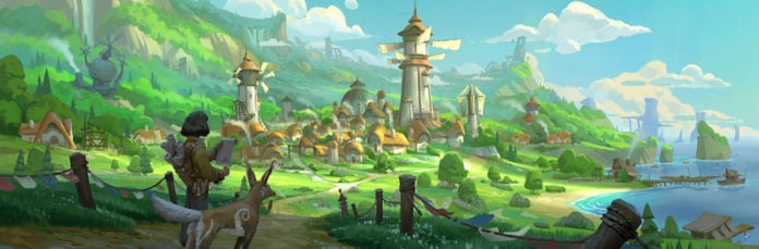 Palia shares more key character details and a peaceful outdoor scene