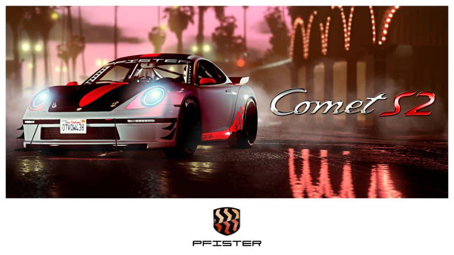 Pfister Comet S2 Now in GTA Online