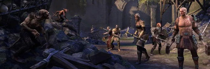 The Elder Scrolls Online's Waking Flame DLC and Update 31 arrive August 23, are available now on PTS