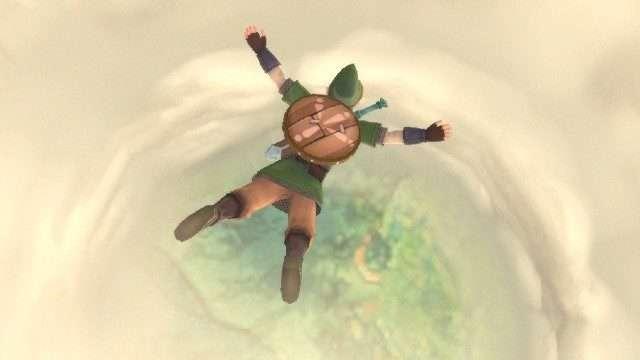 The Legend of Zelda: Skyward Sword HD Eye Sentry