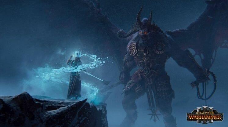 Total War: Warhammer 3's Next Big Reveal Is Grand
