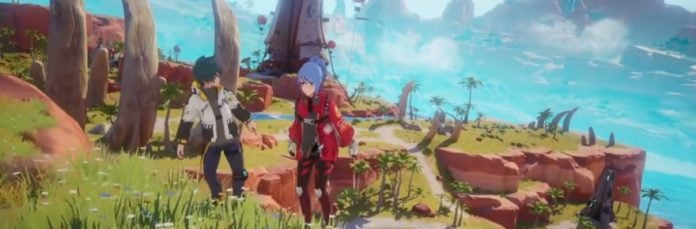 Tower of Fantasy is a new MMO from Perfect World Entertainment with a sci-fi bent
