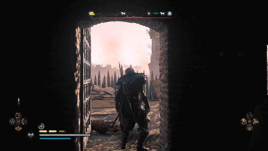 Assassins Creed Valhalla Crepelgate Fort