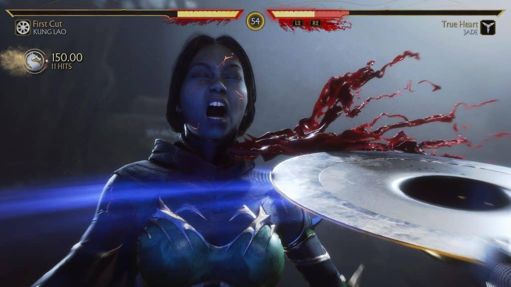 Mortal Kombat 11 Kill