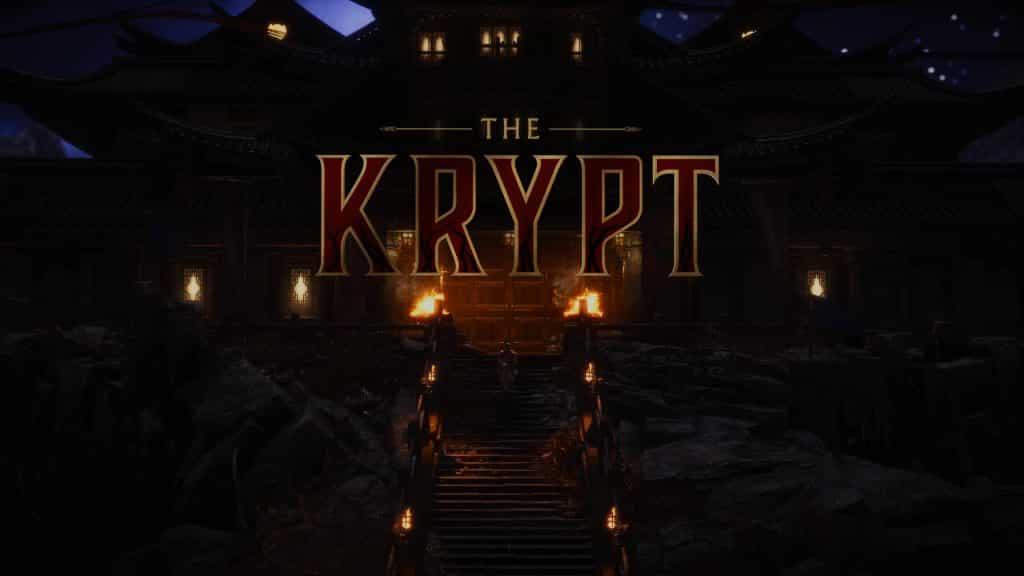 Mortal Kombat 11 Krypt