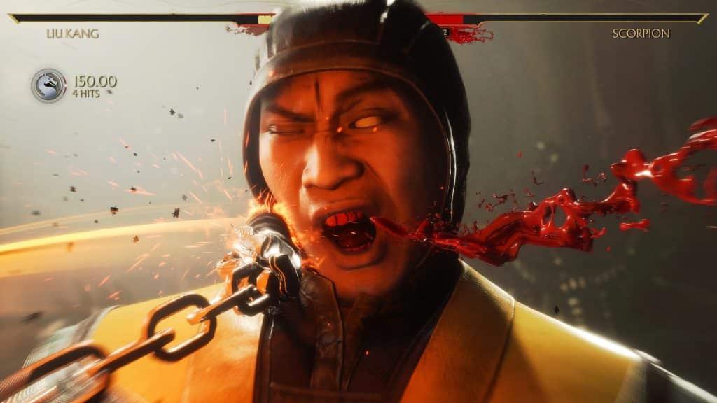 Mortal Kombat 11 scorpion fatality