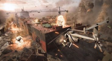 """Battlefield 2042 """"forms the foundation"""" for a Live Service Based Around the Franchise"""