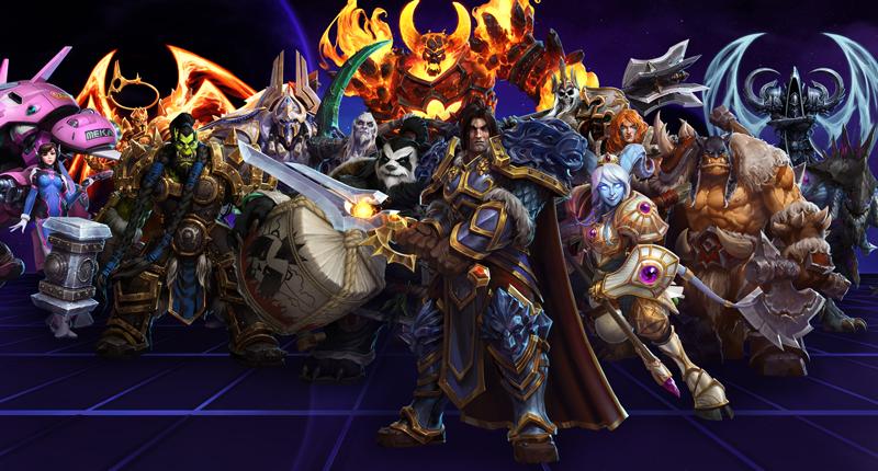 Heroes of The Storm BRUISER
