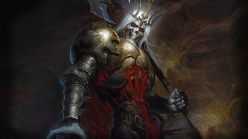 Heroes of The Storm Leoric
