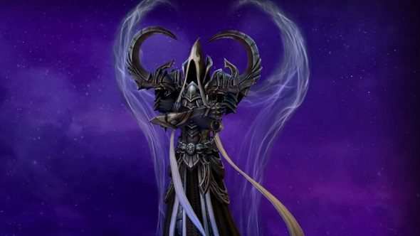 Heroes of The Storm Malthael