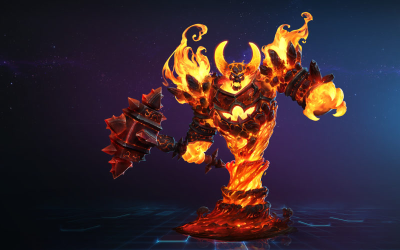 Heroes of The Storm Ragnaros