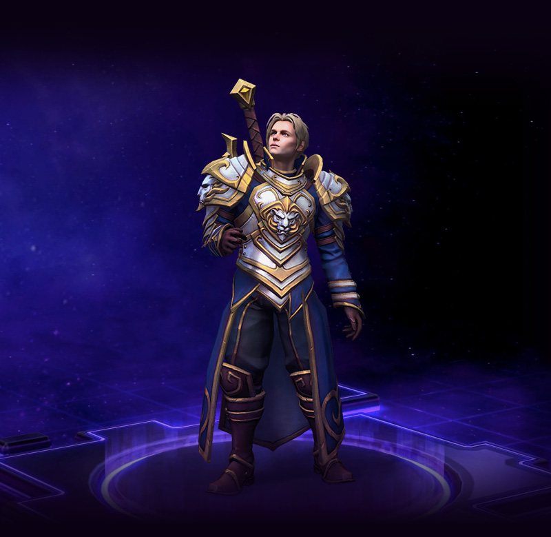 Heroes of The Storm Anduin