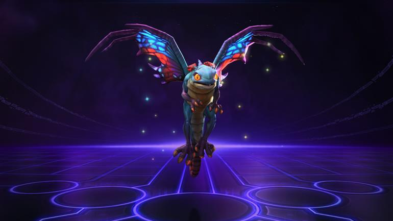 Heroes of The Storm Brightwing