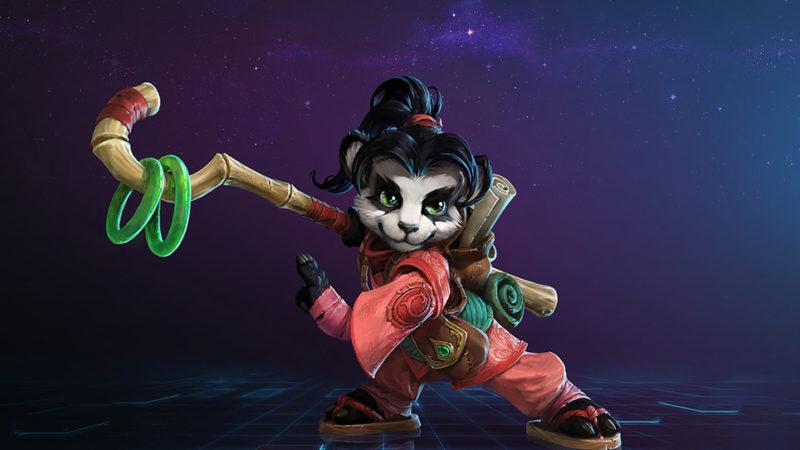 Heroes of The Storm Li Li