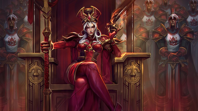 Heroes of The Storm Whitemane