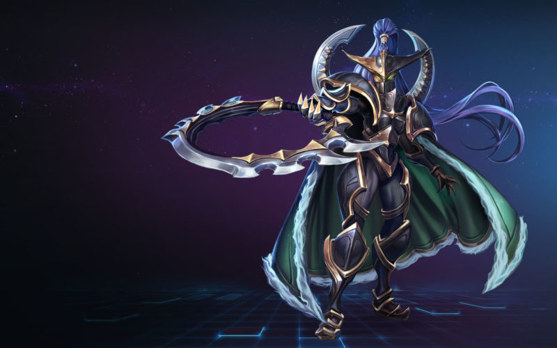 Heroes of The Storm Maiev