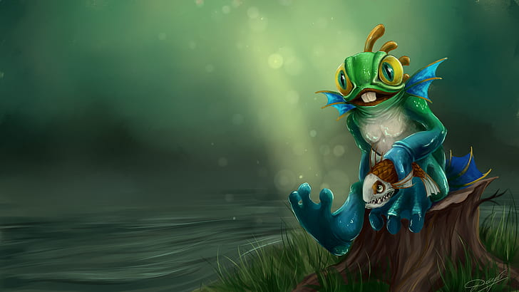 Heroes of The Storm Murky