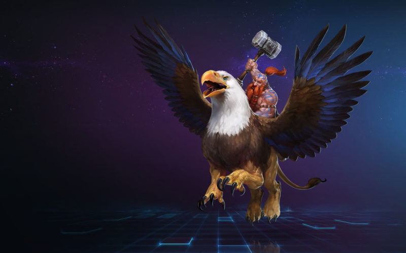 Heroes of The Storm Falstad