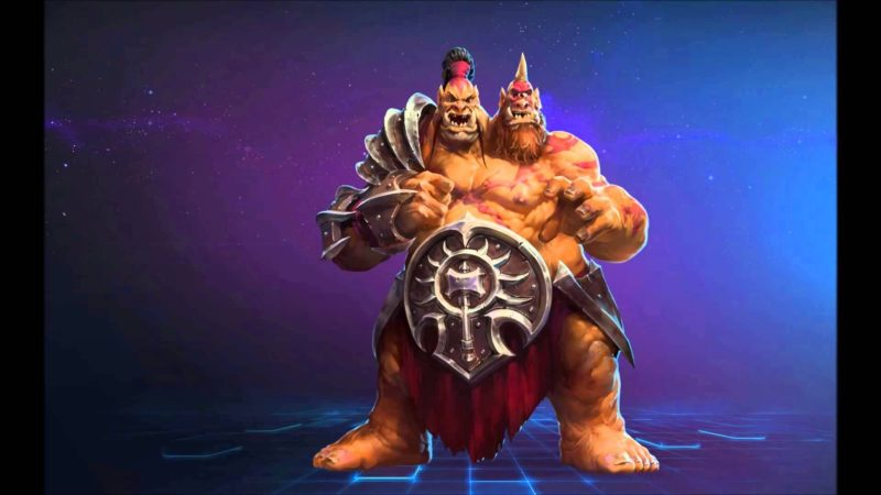 Heroes of The Storm Gall