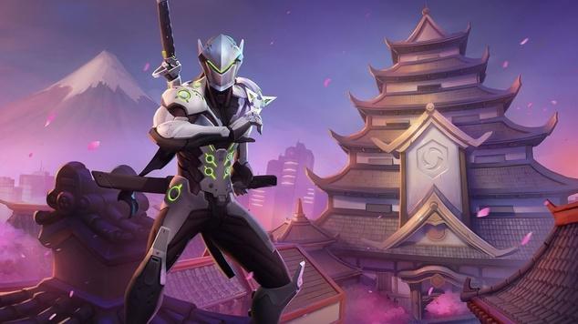Heroes of The Storm Genji