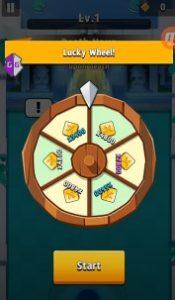 Lucky-wheel