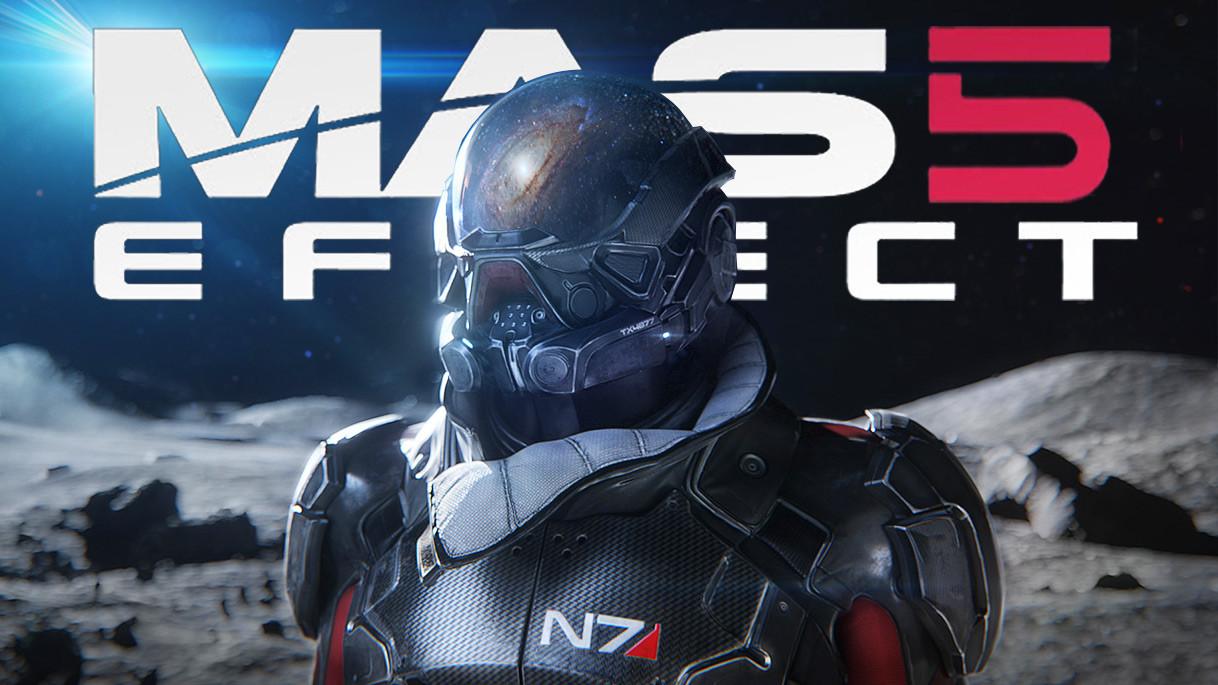 Mass Effect 5 Release Date