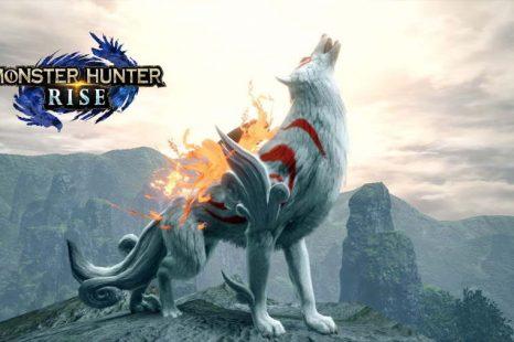 Monster Hunter Rise Okami Collaboration Coming July 30